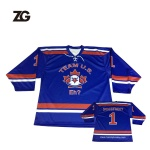 Sublimation Ice Hockey Jersey