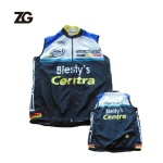 Custom Sublimation Cycling Bib