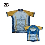 Sublimated Team Cycling Jersey