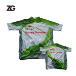 Green Design Cycling Shirt Customized