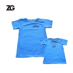 Company Tshirt in Blue Color
