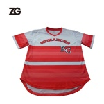 Sublimated Game Jersey