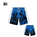 Lacrosse shorts Sublimated