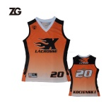 Lacrosse Singlets Girls Wear