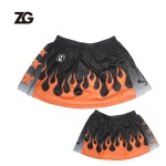 Fire Design Lacrosse Skirts