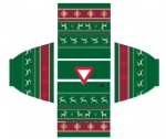 Christmas Hockey Customized On Sale