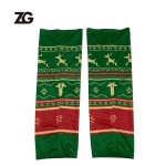 Christmas Design Hockey Socks
