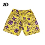 Sublimation Beach Shorts customized